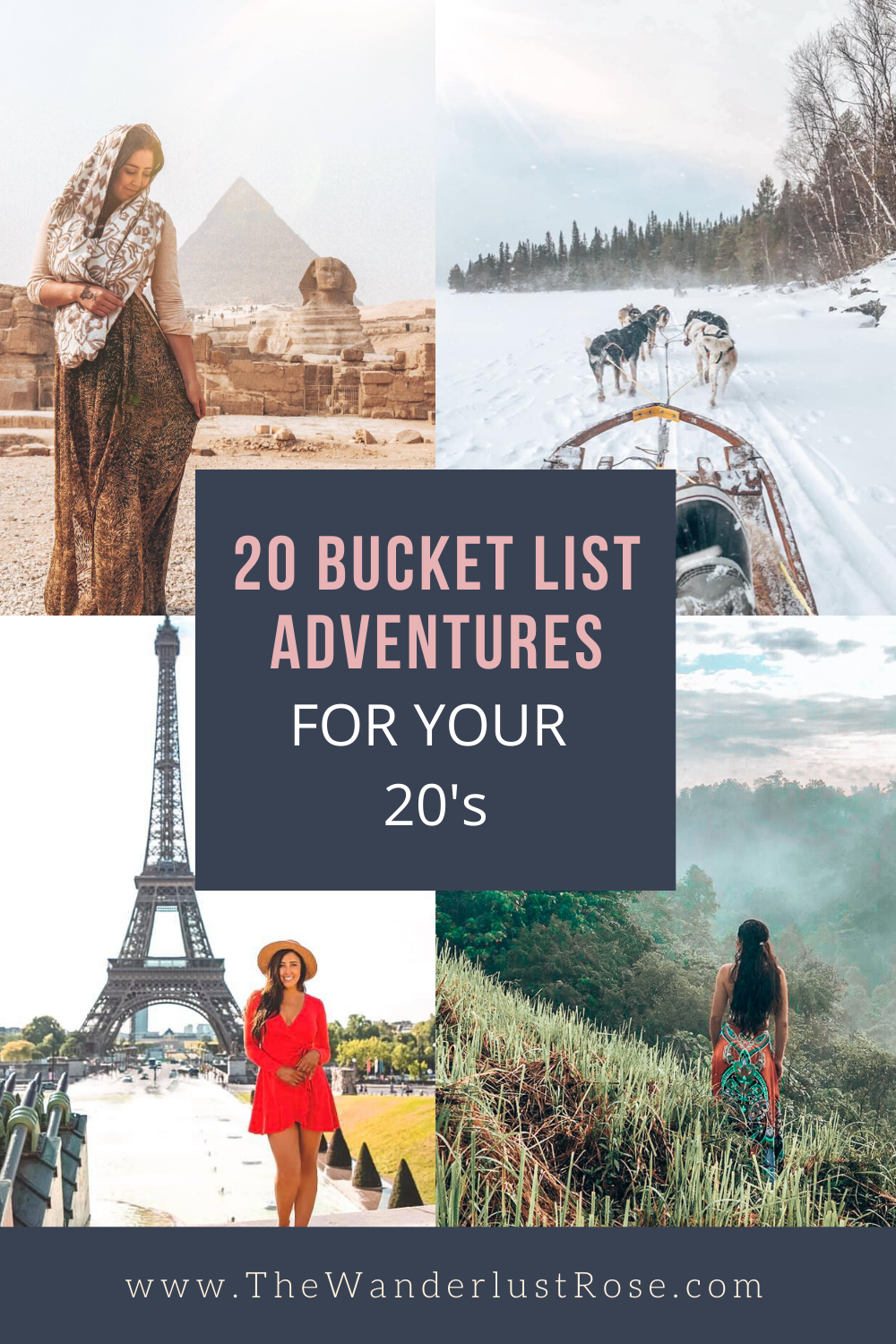 20 Bucket List Adventures For Your 20 S The Wanderlust Rose